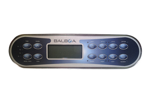 Balboa Water Group | TOPSIDE |  ML900 12 BUTTON 8' CORD | 52654
