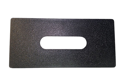 Allied Innovations | TOPSIDE ADAPTER PLATE | ECO REV 2 - BLACK | 80-0510A