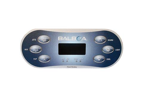 Balboa 12101 Overlay for TP600 Control