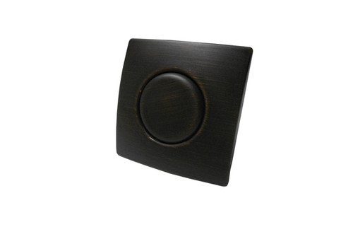 Allied Innovations | AIR BUTTON TRIM | #20 DESIGNER TOUCH, OLD WORLD BRONZE, SQUARE | 951994-000
