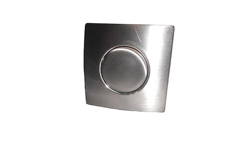 Allied Innovations | AIR BUTTON TRIM | #20 DESIGNER TOUCH, TRIM KIT, SATIN NICKEL, SQUARE | 951981-000