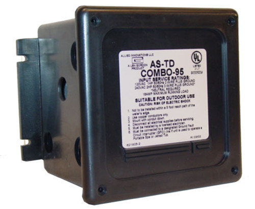 Len Gordon | CONTROL | AS-TD COMBO-95-10 MINUTE, 120/240V, 20AMP, WITHOUT BUTTON | 921805-001