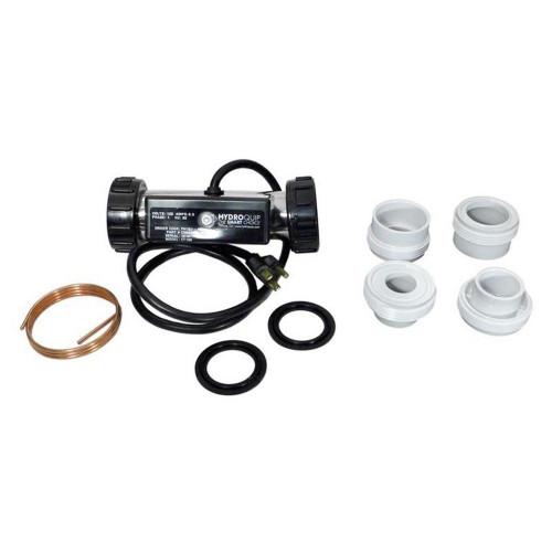 Hydro-Quip PH101-15UP Bath Heater, In-line 120V