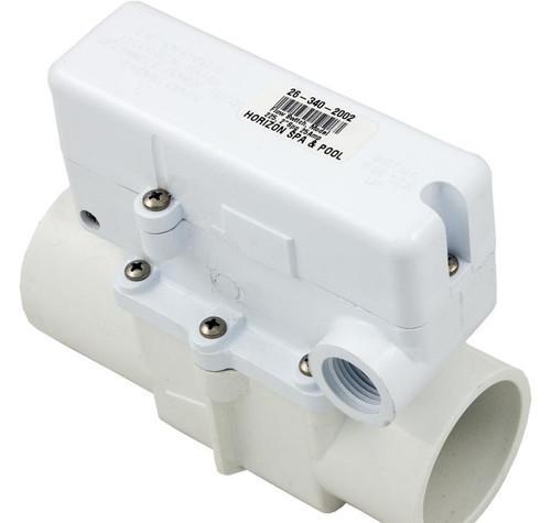 "Grid Controls 57-F1-2225-00W Flow Switch, 2""Spg 25 Amp"