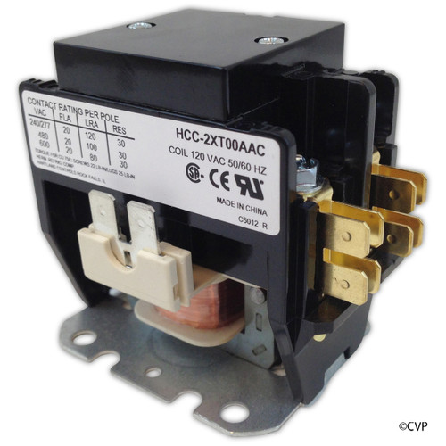 Products-Unlimited | PU 110v 30A Contactor DP | 60-240-1010