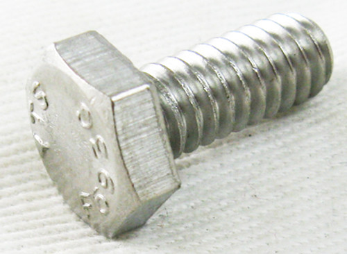 "AQUA KING | HEX HEAD SCREW, 1/4-20 x 5/8"", SS 