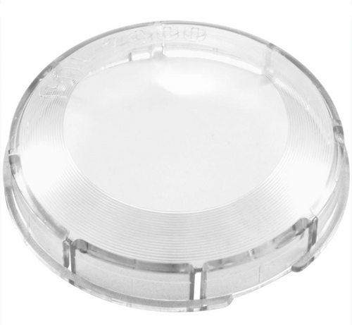 Fiberstars Clear Lens Cover, Snap-On Plastic | FPAL-LC (39-2CC)