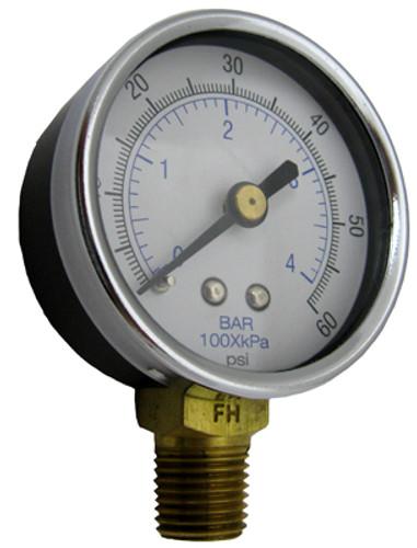 Waterway 830-2000 Clearwater Filter Pressure Gauge