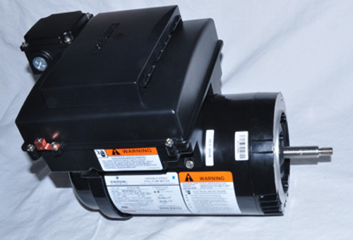 EMERSON | 1/2 HP THRU 3 HP VARIABLE SPEED 56J THREADED SHAFT, 230 VOLT | EVSJ3-NS
