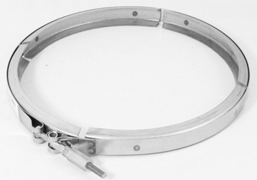 ADVANTAGE MANUFACTURING   S/S BAND CLAMP   320121