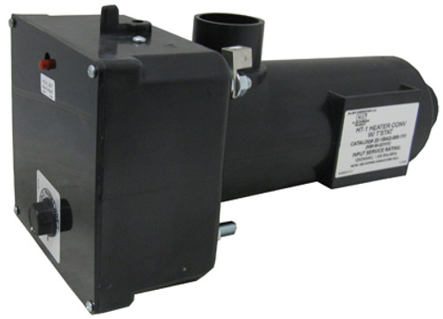 BRETT AQUALINE | HT-1 STANDARD, CONVERTIBLE  120V, 1.5KW/240V, 6.0KW | 22-0135