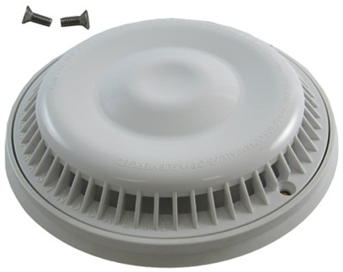 """AFRAS   7.875"""" DIAMETER RING AND COVER - GPM FLOOR 104/WALL 68 - DK GRAY   10064VGBDG"""
