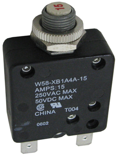 PENTAIR | 50VDC/250VAC | W58XB1A4A-15