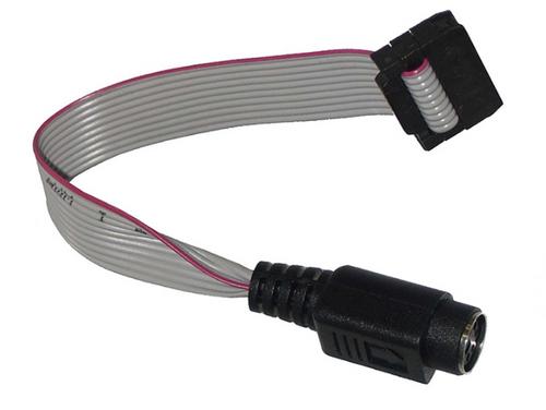 Light Part: Adapter Mini Din w/ Ribbon Cable | 6000-362