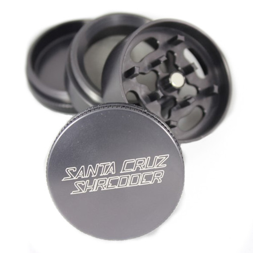 Santa Cruz Shredder 4 Piece Grinder