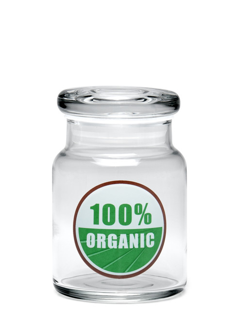 420 Science Pop Top Jar - 100% Organic