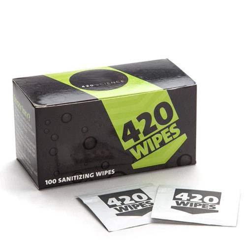 420 Science Wipes