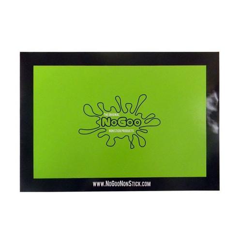 NoGoo LG Mat w/ Logo - Green
