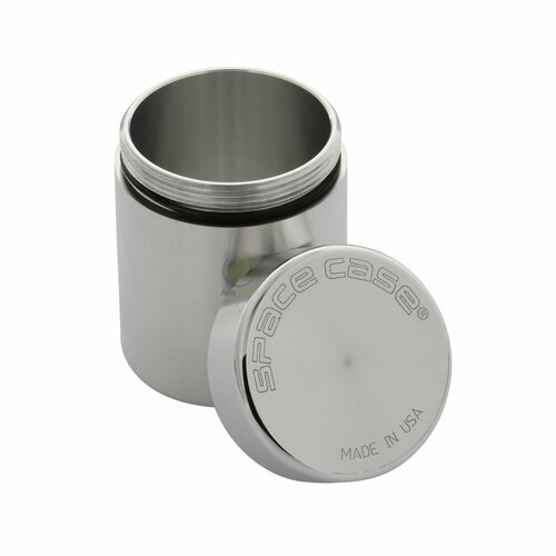 Space Case Air Tight Cylinder Container