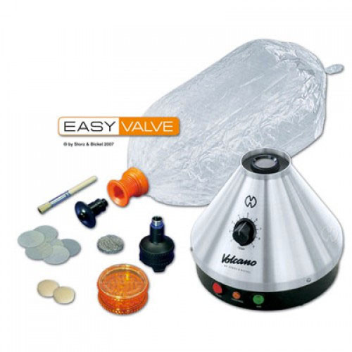 Storz & Bickel Classic Volcano with Easy Valve Starter Set