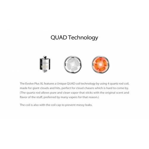 Quad Coils