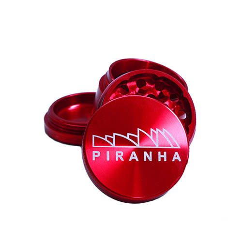 "Piranha Grinder 4pc 2.0"" Colors"