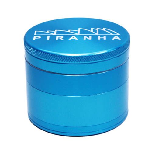 "Piranha Grinder 4pc 2.5"" Colors"