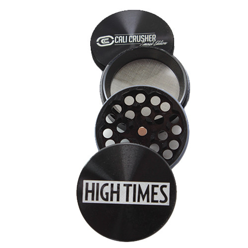 Cali Crusher / High Times Limited Edition Grinder 4 Piece Grinder