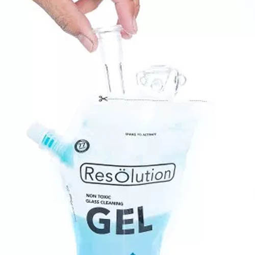ResOlution Gel - Glass Cleaning Kit