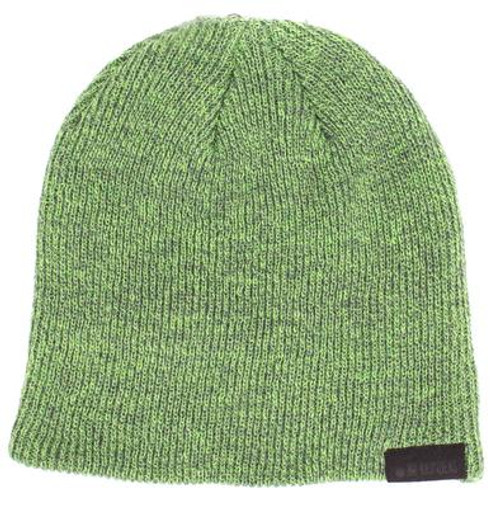 No Bad Ideas - Knits - MB3 Beanie (Lime)