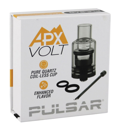 Pulsar APX Volt Variable Voltage Replacement Atomizer Tank