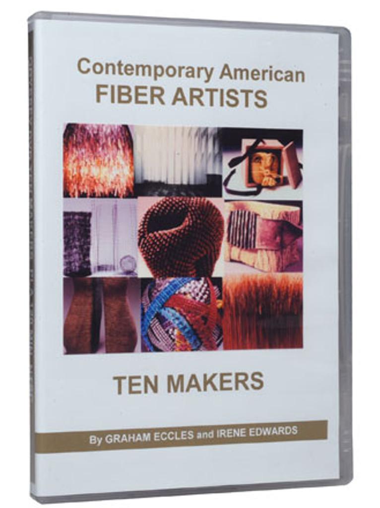 Contemporary Fiber Artists Maker Profiles: Ten Makers