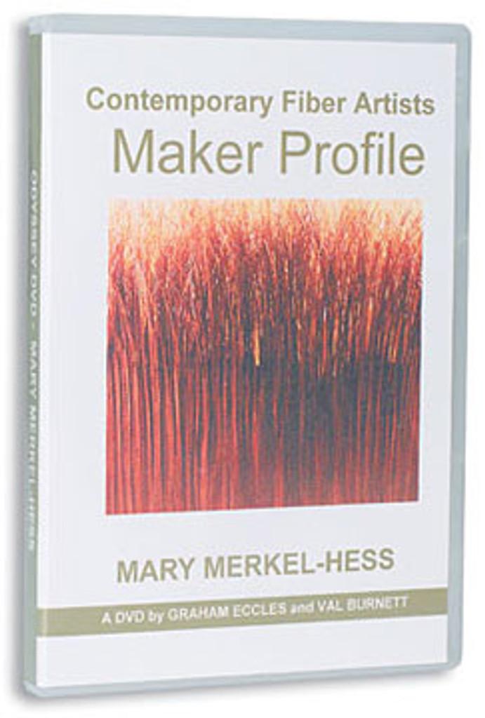 Contemporary Fiber Artists Maker Profile: Mary Merkel-Hess