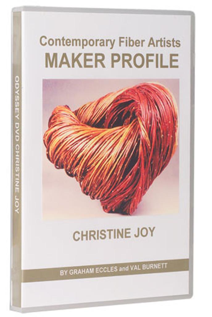 Contemporary American Fiber Artists Maker Profile:  Christine Joy
