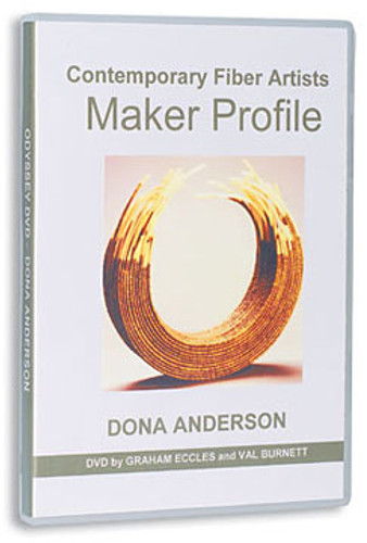 Contemporary Fiber Artists Maker Profile: Dona Anderson