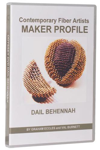 Contemporary Fiber Artists Maker Profile: Dail Behennah