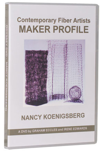 Contemporary American Fiber Artists Maker Profile: Nancy Koenigsberg