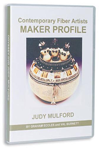 Contemporary Fiber Artists Maker Profile: Judy Mulford