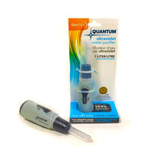 SteriPEN Quantum UV Water Purifier