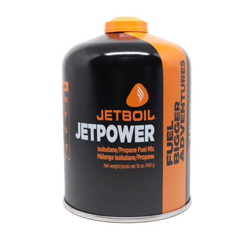 Jetboil Jetpower 450 Fuel Canister