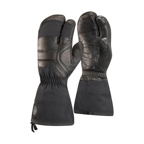 Guide Finger Gloves - Black