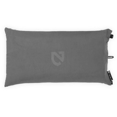 NEMO Fillo Luxury Backpacking and Camping Pillow - Nimbus Grey