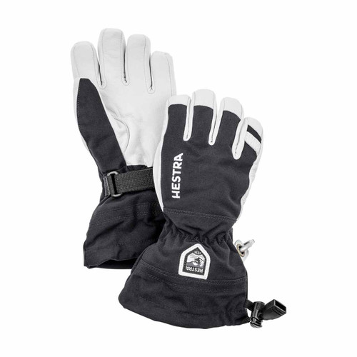 Hestra Army Leather Heli Ski Jr Glove