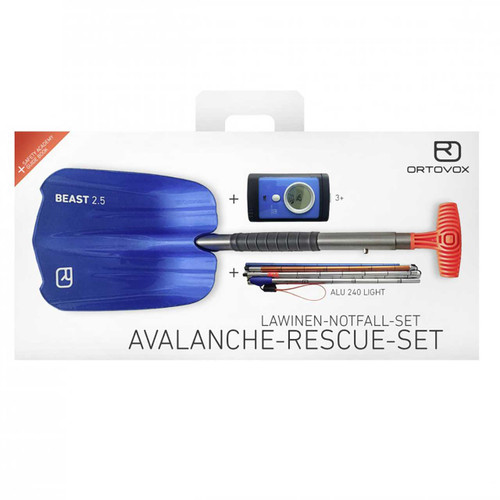 Ortovox 3+ Avalanche Rescue Kit