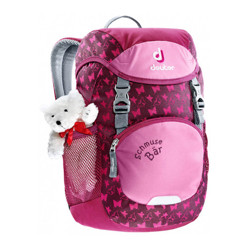 Deuter Schmusebar Kids Backpack - Magenta