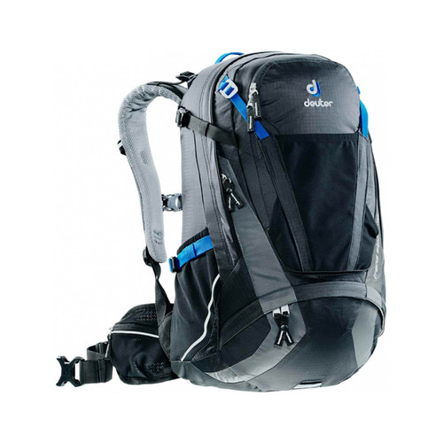 Deuter Trans Alpine 30 - Black/Graphite
