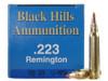 Surplus Ammo .223 50 Grain V-Max Black Hills re-manufactured ammunition