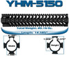 Surplus Ammo Yankee Hill Free Floated SLR - Quad Rail Series Forearms YHM-5150 SLR Quad Rail