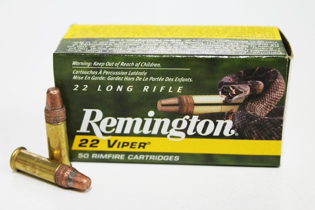 22 lr remington viper ammo for sale in stock truncated cone solid