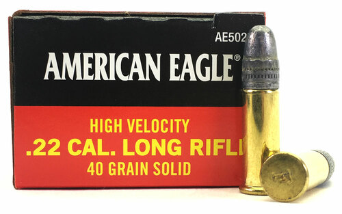 22 lr federal american eagle ammo for sale in stock high velocity